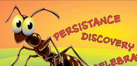 Ants Vector Illustration