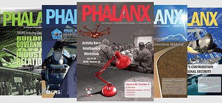 PHALANX Magazine Publication Layout